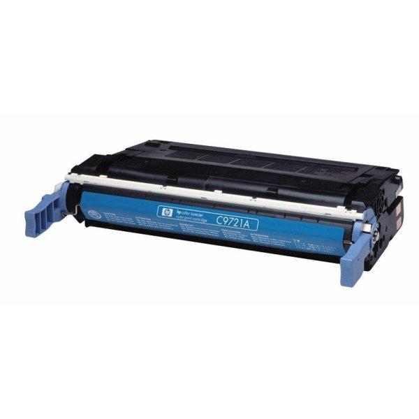 Toner compatibile HP C9721A...