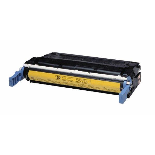 Toner compatibile HP C9722A...