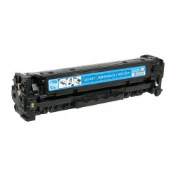 Toner compatibile HP CC531A...