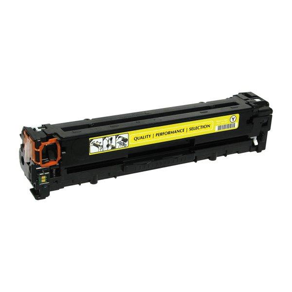 Toner compatibile HP CC532A...