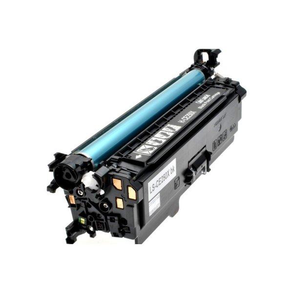 Toner compatibile HP CE250X...
