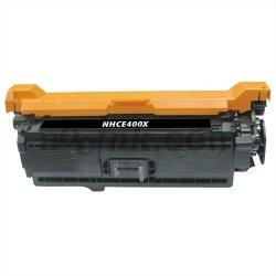 Toner compatibile HP CE400X...